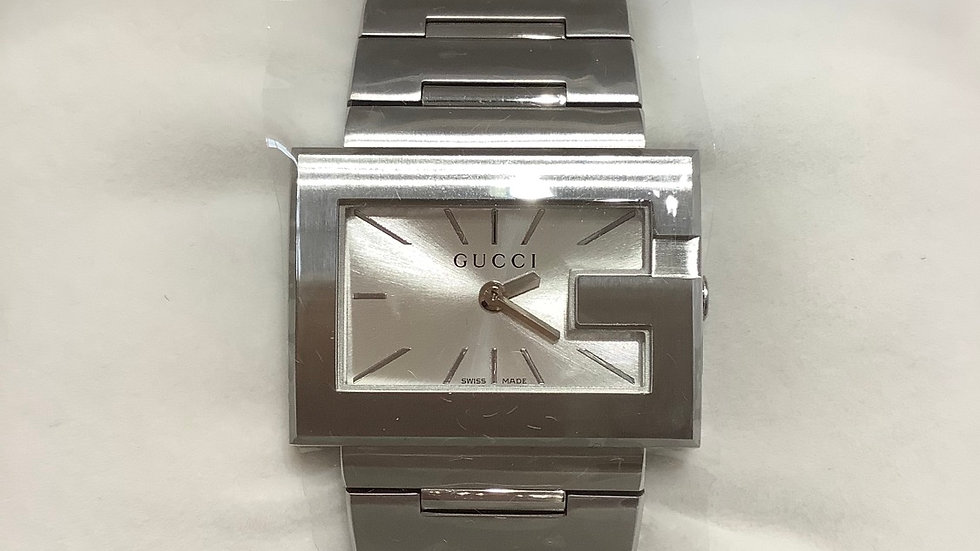 Gucci watch G timeless rectangle