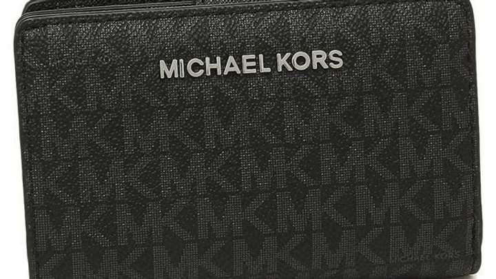 Michael Kors Bifold Zip Coin Wallet ( 35F8STVF2B / NS ) Brand new