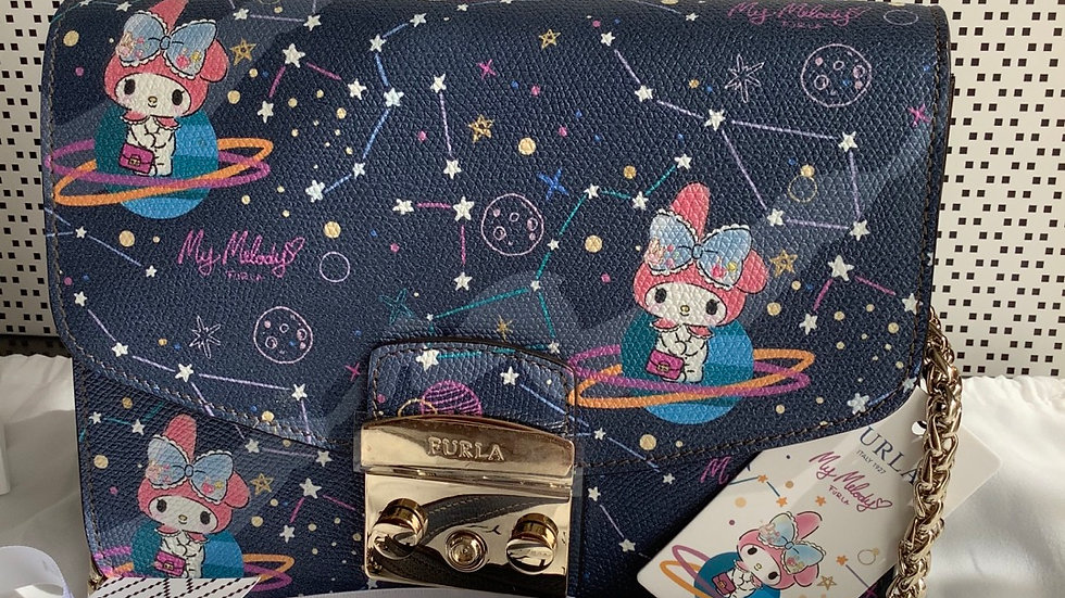 FURLA Metropolis bag '' My Melody ''