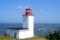 Hike to the lighthouse...