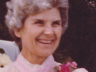 Remembering Mom