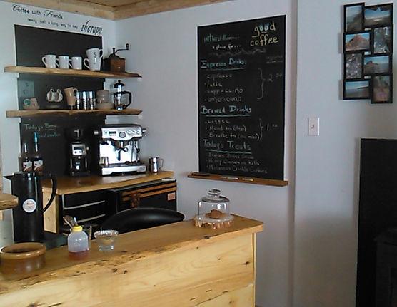 Inthestillness Coffee Shop