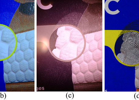 Technique Suggests Adding UV/IR Photography to Fingerprint Retrieval Process