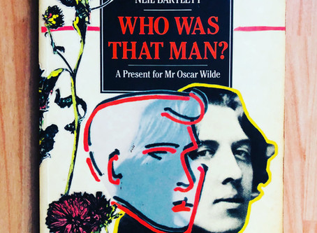 Lockdown Bookclub – Who Was That Man?