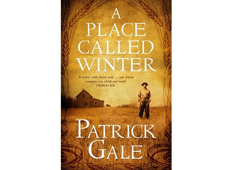 Lockdown Bookclub – A Place Called Winter