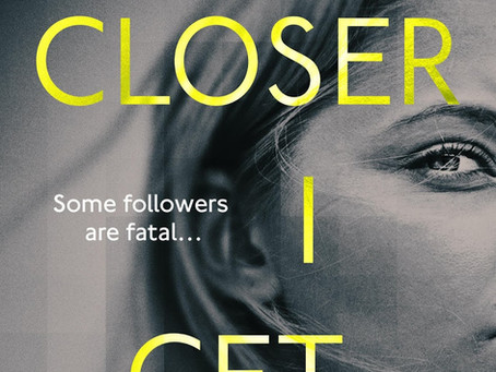 The Closer I Get – New Cover Reveal