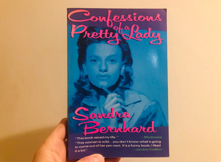 Lockdown Bookclub – Confessions of a Pretty Lady