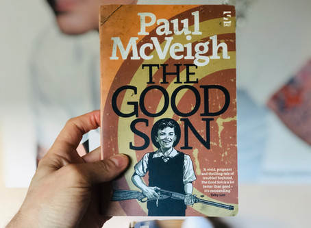 Lockdown Bookclub – The Good Son