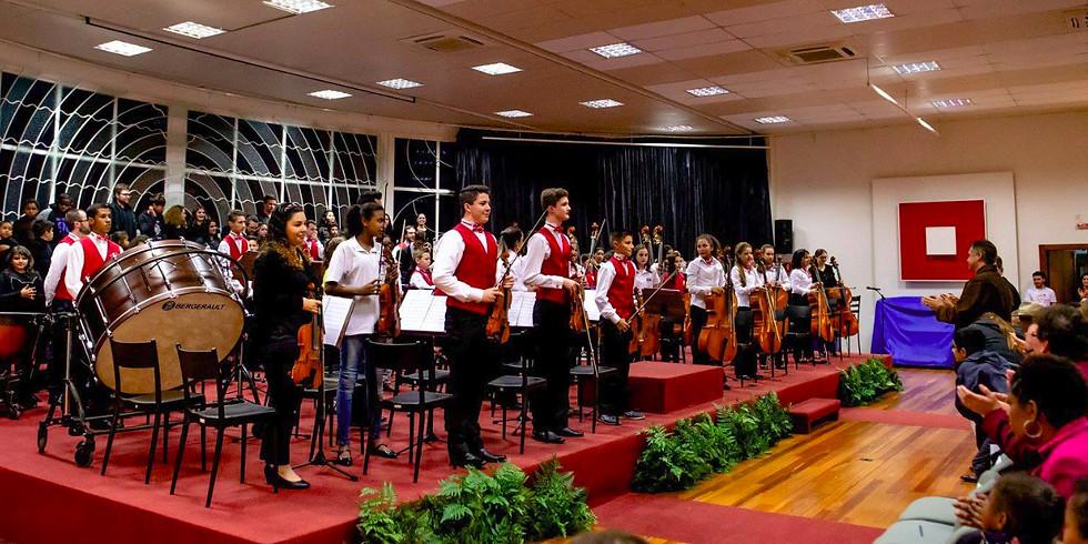Concerto Aberto - Encerramento Residência Musical