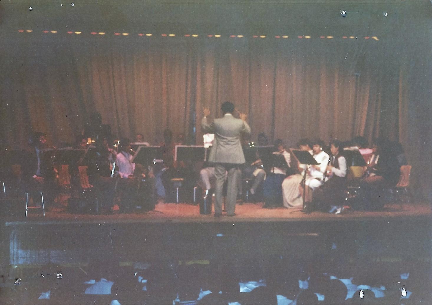 Nat Dixon_School Band_1