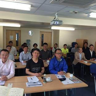Teaching Chinese Executives