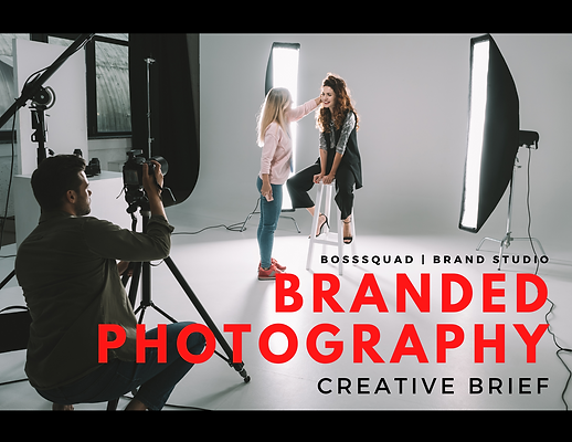 Photography Creative Brief