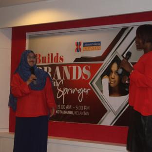 Kubi's Speaking Engagement at Universiti Malaysia Kelantan