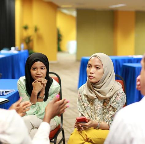 Meeting Designers in Malaysia