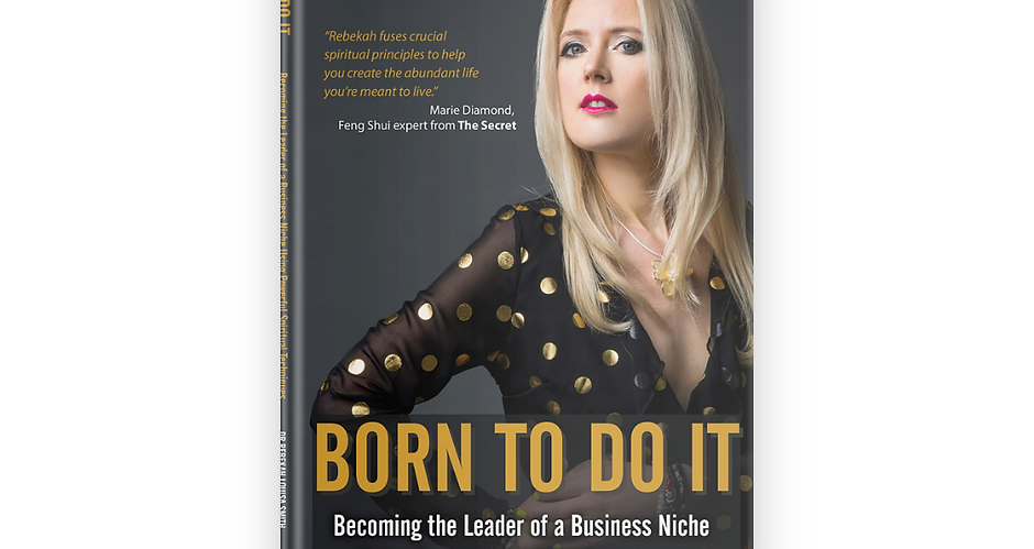 Born To Do It by Rebekah Smith