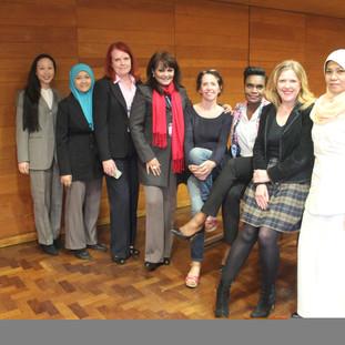 Teaching at Oxford University