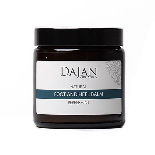Peppermint Foot and Heel Balm