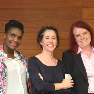 Teaching at the Female Entrepreneur Programme