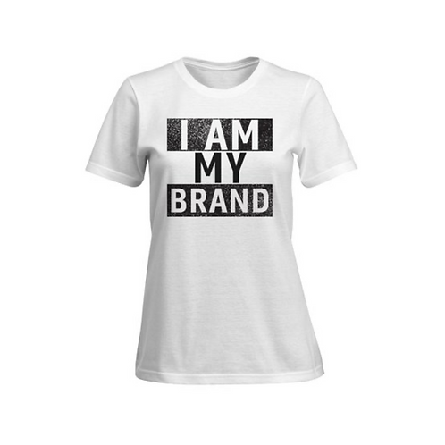 I AM MY BRAND - T-shirt