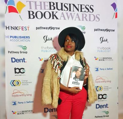 Kubi Springer Gets Nominated for the Business Book Awards 2020
