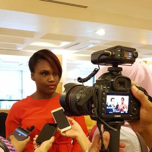 Kubi's Interview at Universiti Malaysia Kelantan
