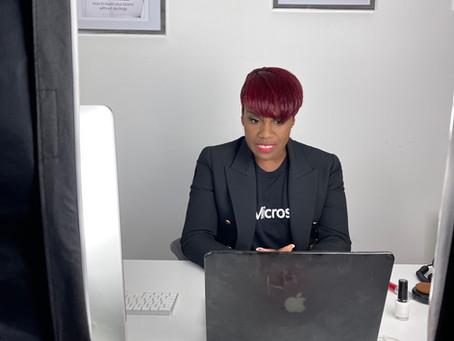 Kubi Speaks As A Keynote at Microsoft