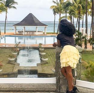 Le Hertitage Hotel, Mauritius