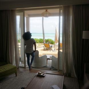 Enjoying Le Hertiage Resorts, Mauritius