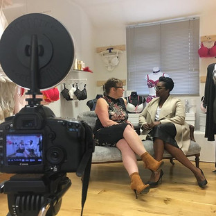 On-setwith The Bra Consultancy