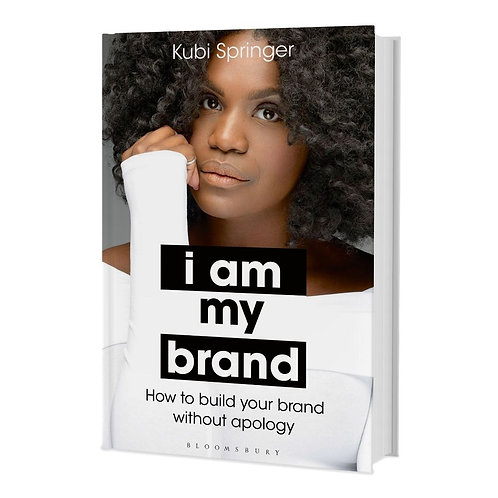 Signed Copy of I AM MY BRAND