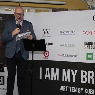 'I AM MY BRAND' VIP Book Launch