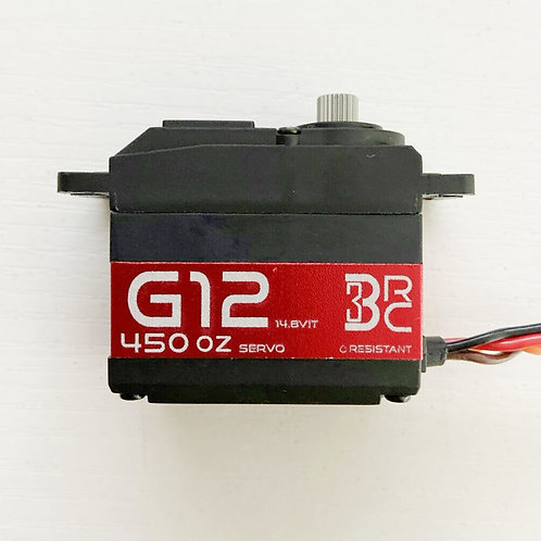 G12 (Hot Tamale) direct-powered servo