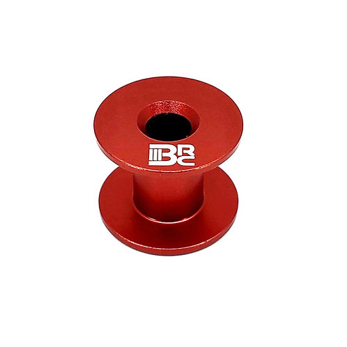 Winch spool (red)