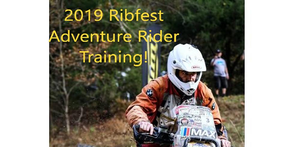 2019 Ribfest Adventure rider training. (1)
