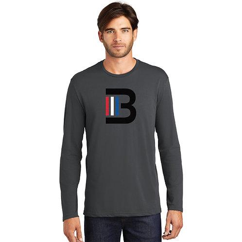 3BRC T-shirt LS, Slate