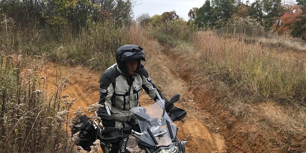 March Moto Madness ADV Training