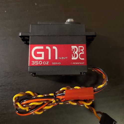 G11 350oz direct-powered servo