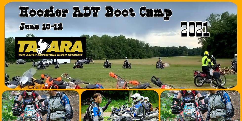 Hoosier Spring ADV Boot Camp 2021