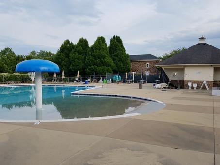 Pool Passes Due!