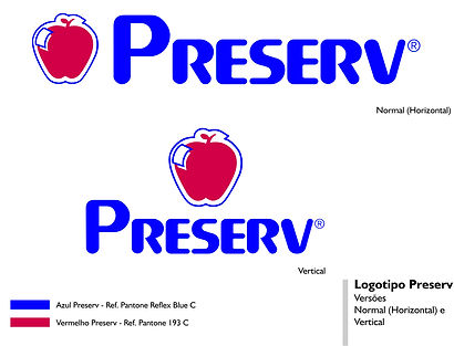 Preserv - Programa de Indentidade Visual