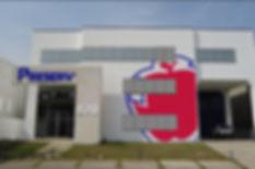 Preserv SA - Design da fachada