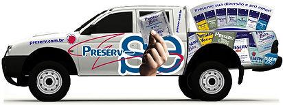 Projeto de design para carro - Preserv Merchandising