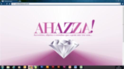 Ahazza - Site para target feminino