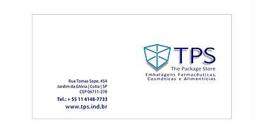 TPS - Cartão de visita - Verso