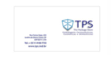 TPS - Cartões de visita