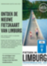 Fietskaart Toerisme Limburg