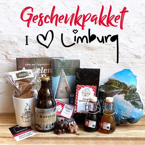 Geschenkpakket I love Limburg