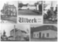 Oude postkaart van Ulbeek