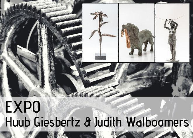 1 Uitnodiging Huub Giesbertz en Judith W