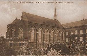 De neogotische kapel
